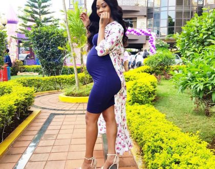 """She is her father's twin!"" Pregnant Michelle Yola reveals details about her unborn baby!"