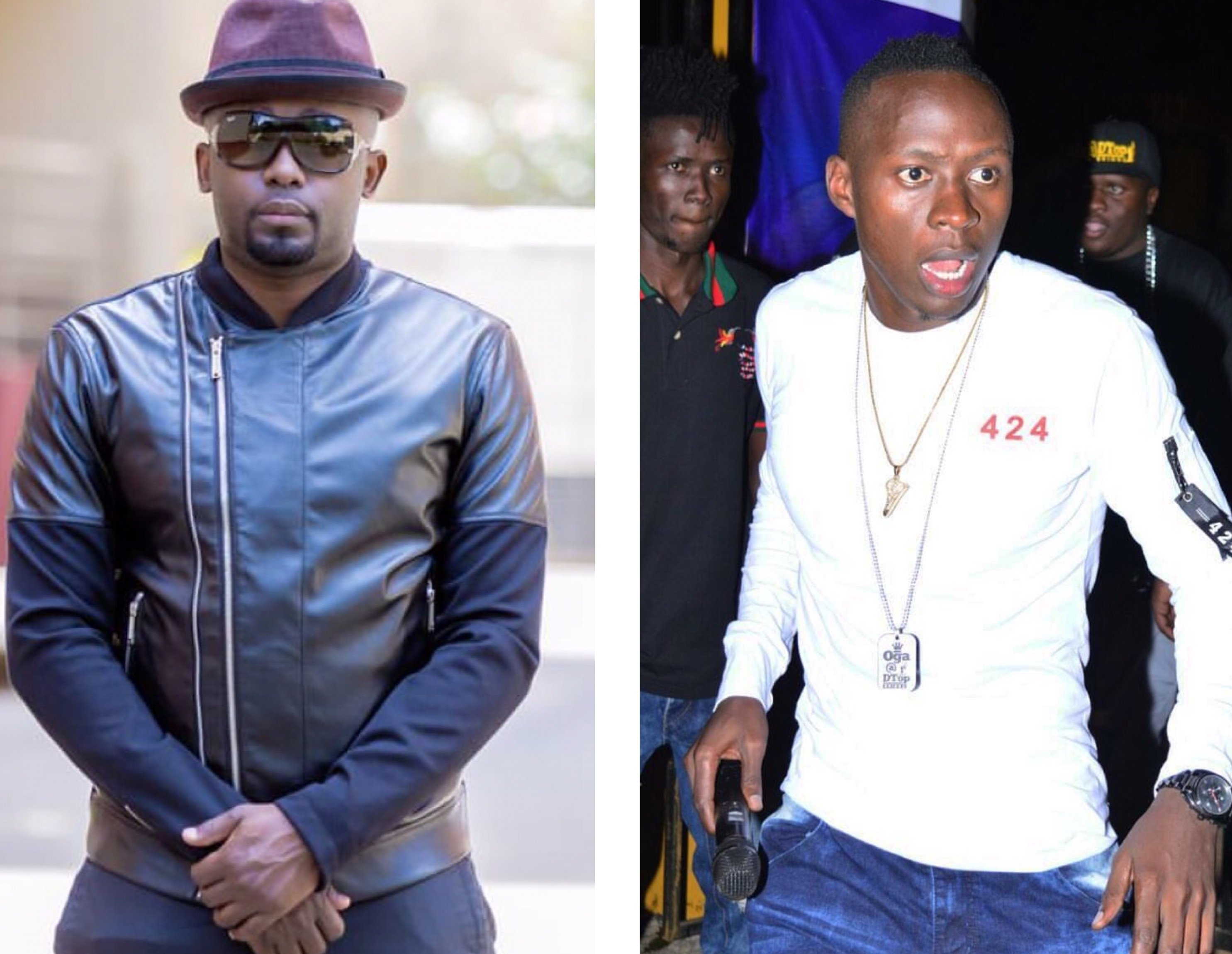 Nairobi Diaries Brian steps in to savagely tell off popular comedian who trolled his wife, Risper Faith