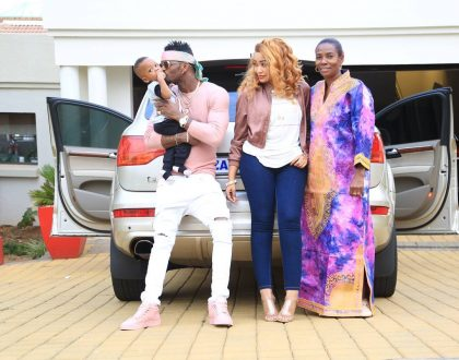 Dawa ya Mbu ni expel tu! Diamond Platnumz mum and Zari continue to mock Hamisa Mobetto