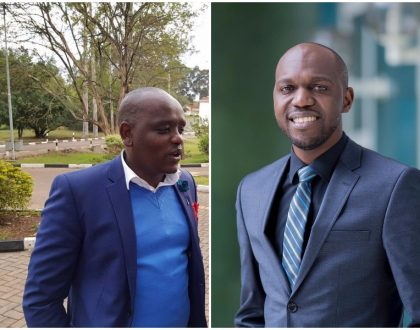 """""""Journalists conduct interviews with terror and outlawed groups"""" Dennis Itumbi defends Larry Madowo in a surprise move"""