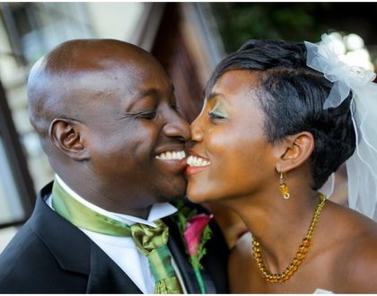 """Marriage rocks"" Jamila Mbugua celebrates 7 years of blissful marriage (Photos)"