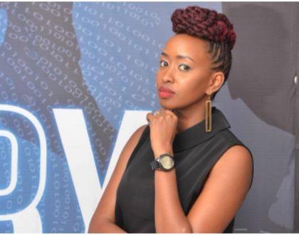 Janet Mbugua returns to KTN but not as a news anchor