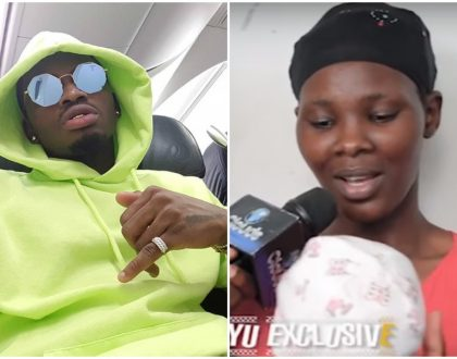Diamond's mother responds to Kenyan woman claiming the singer fathered her daughter