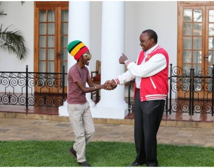 """""""I didn't have any idea there was such a list"""" Mbusi defends state commendation awarded to him by president Uhuru"""