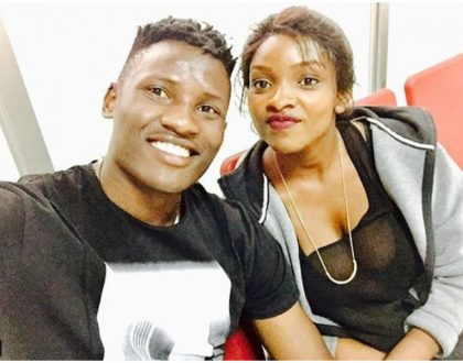 Michael Olunga spoils his sweetheart with excess love on her birthday (Photos)