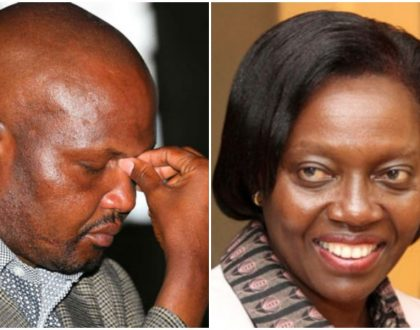 """Help me raise money to pay Martha Karua"" Moses Kuria sends a humble plea to Kenyans"