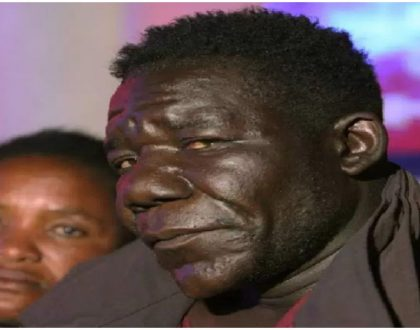 """I now want to take my ugliness outside the country"" Mr. Ugly sets his eyes on world title after being crowned ugliest for the third time"
