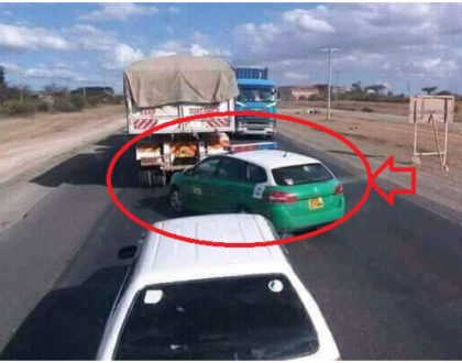 KOT produces photos to prove NTSA are leading in flouting traffic rules just days after they were accused of causing Sachangwan carnage