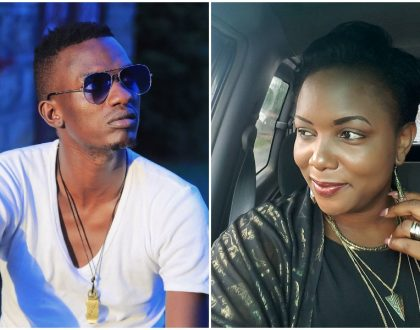 Kenya's top video director Nelson Tiger accuses Christina Shusho of coercing him into a relationship with her