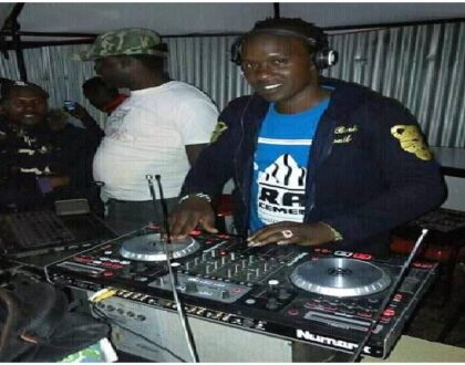 DJ Nico's chilling Facebook post sparks debate online days after he perished along with six other artistes in a freak accident