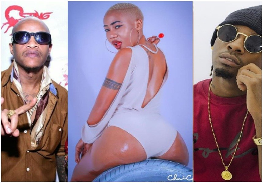 Amber Lulu: Stop comparing my love Prezzo with Young Dee