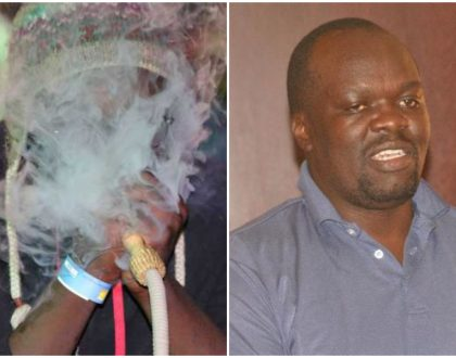 """I advised Uhuru to ban Shisha"" Robert Alai confesses as he reveals other changes Kenyans should expect soon"