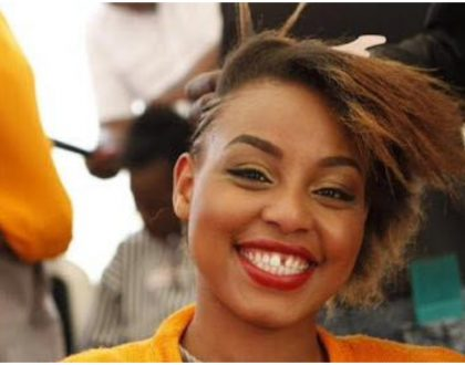Ruth Kamande infamous for stabbing her boyfriend 22 times excels in 2017 KCSE