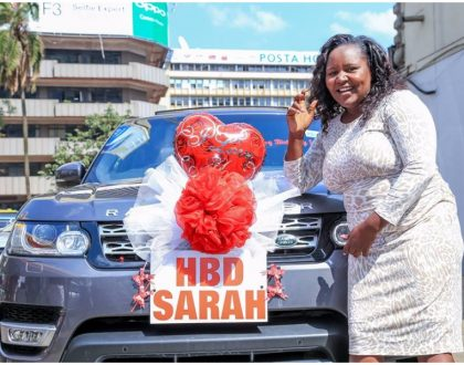 """Evil money can be dangerous"" Woman whose husband spent Kes 30 million on her birthday speaks out"