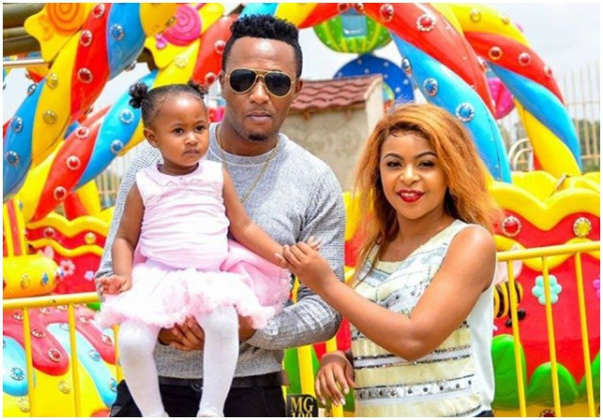 Singer Size 8 parades her legs in tinny swimming wear while vacationing with her family!