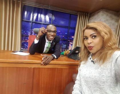 Size 8 responds after Kenyans called her out for her 'pathetic performance' at President Uhuru's inauguration