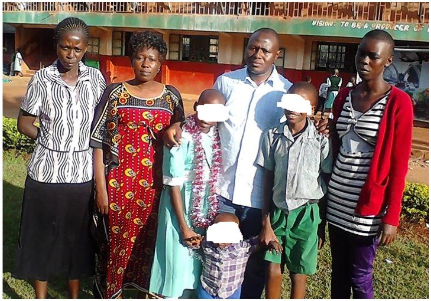 """""""I'll miss my darling wife, my ever smiling daughter"""" Man who lost 9 family members in Webuye horror crash narrates his ordeal"""