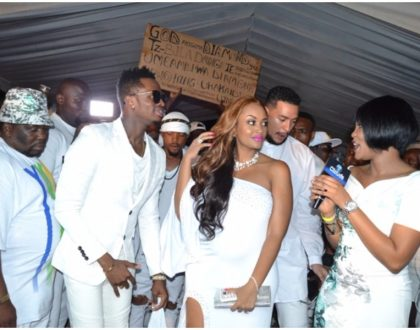 Zari Hassan announces the return of White Party after canceling it in 2016