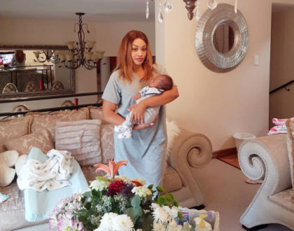 """""""I see you breaking girls hearts soon"""" Zari sends her son a special message as he turns 1 year"""