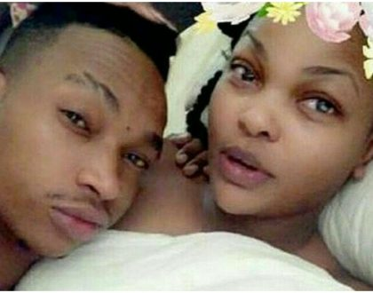 Wema Sepetu's ex and TID caught in a love triangle and it's getting really ugly