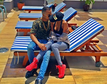 """No man has ever left me!"" brags Huddah"