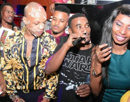 Prezzo celebrates his 38th birthday in style (Photos)