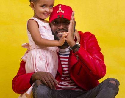 Goals! Shaffie Weru's youngest daughter now rolling around in Ksh 5 million 'school bus' (Photo)
