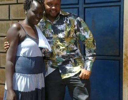 Back when Emmy Kosgei was just another struggling young lady