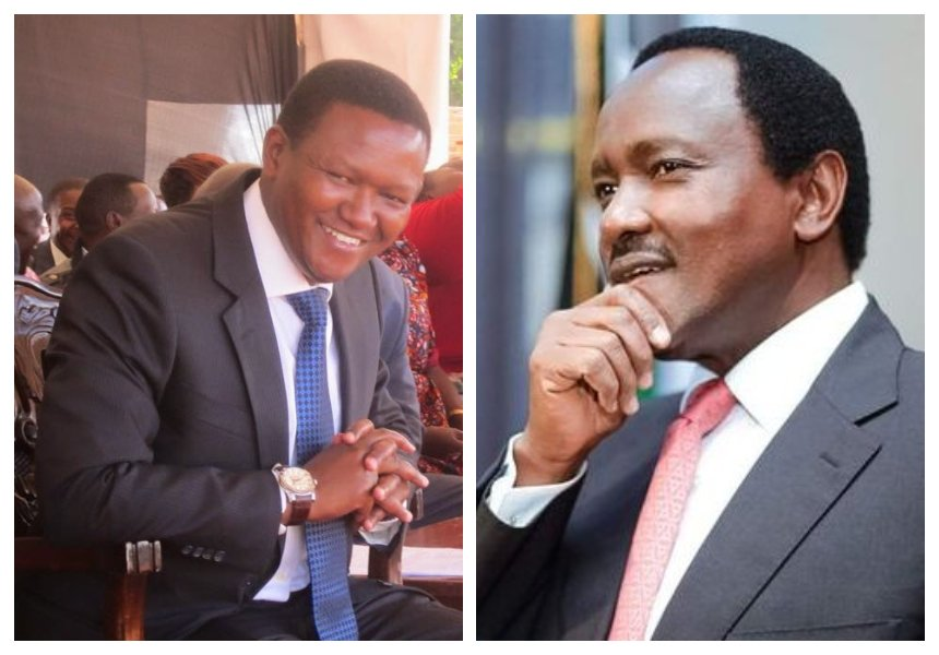 I told you Kalonzo ni kigeugeu! Alfred Mutua mocks Raila Odinga for believing Kalonzo would follow him to Canaan