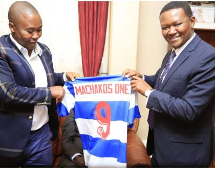 This is why Gor Mahia fans are angry at Alfred Mutua for lifting the ban on their club