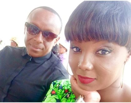 Baby number two loading! Celina hints at being pregnant again