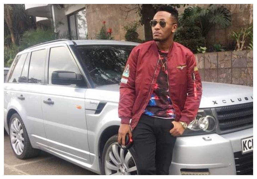 DJ Mo defends himself with new evidence proving he refunded the Ksh 20,000 bribe Nexxie gave him!