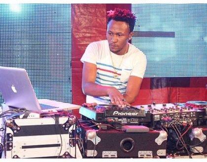 """""""Fanya kazi wacha crap!"""" DJ Mo unable to contain his anger, publiclyblasts Bahati's best friend"""