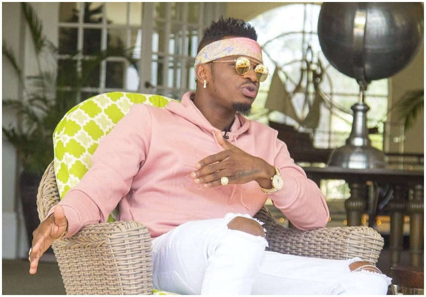Is Diamond Platnumz confirming his new relationship with popular Tanzanian actress?