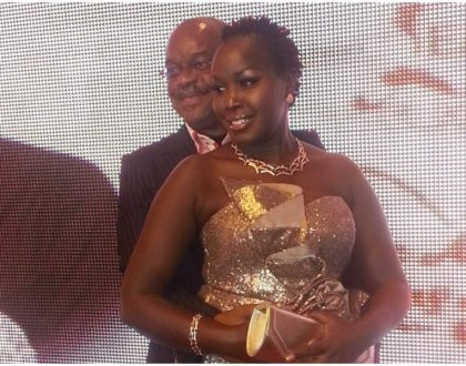 """""""Young men come with their own problems"""" Emmy Kosgei reveals why she chose to marry an old man"""