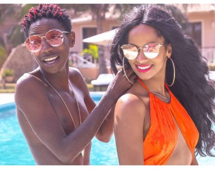 Eric Omondi: I realized part of my manhood was showing through my shorts but i decided not to delete the photo