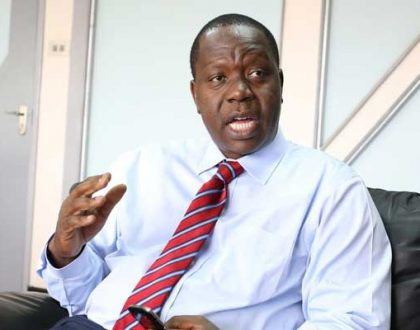 Fred Matiang'i denies dating a church girl, refuses to comment on frustrating Nyakundi using the police
