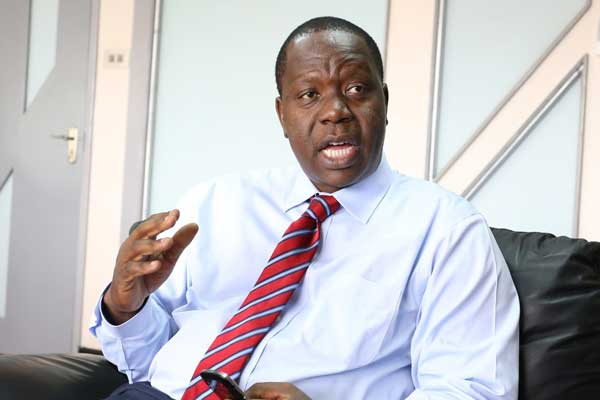 Fred Matiangi addresses why Media houses were shut down by the Government