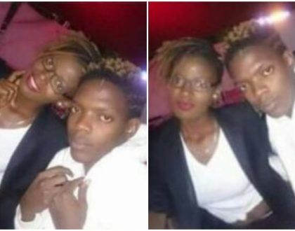 """""""It's a personal vendetta"""" Fred Omondi speaks of the lady who exposed him"""