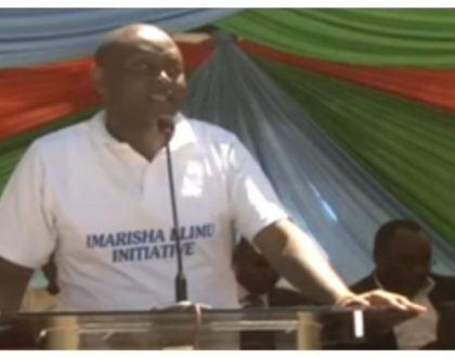 Journalist-turned-governor Granton Samboja sponsors 200 bright students in Taita Taveta