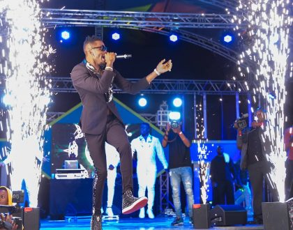 Revealed: This is the amount of money Diamond Platnumz was paid to perform in Kenya on New Years