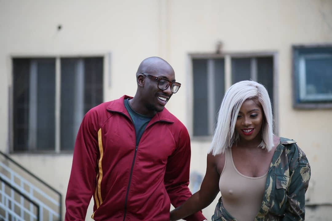 Bein Aime finally confesses his feelings to Tiwa Savage (Video)