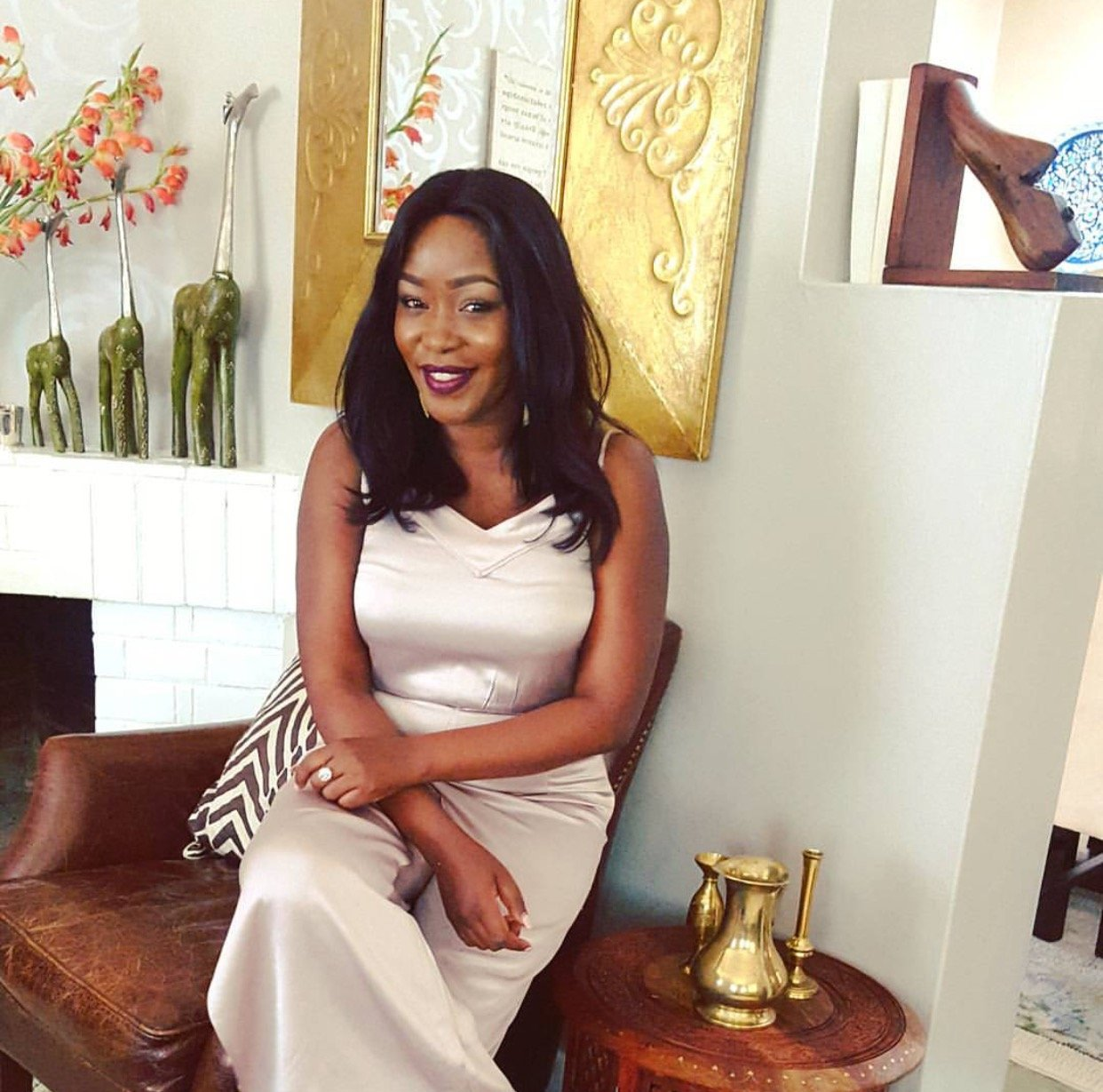 From rugs to riches! Terryanne Chebet talks about her mtumba business before making it in the media industry!