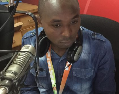 Jeff Kuria finally speaks after his New Years incident with Kambua