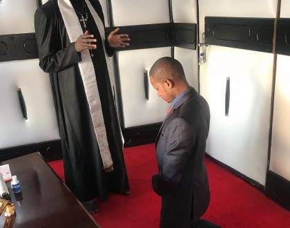 """""""I have decided to make some changes in my life"""" reveals Babu Owino"""