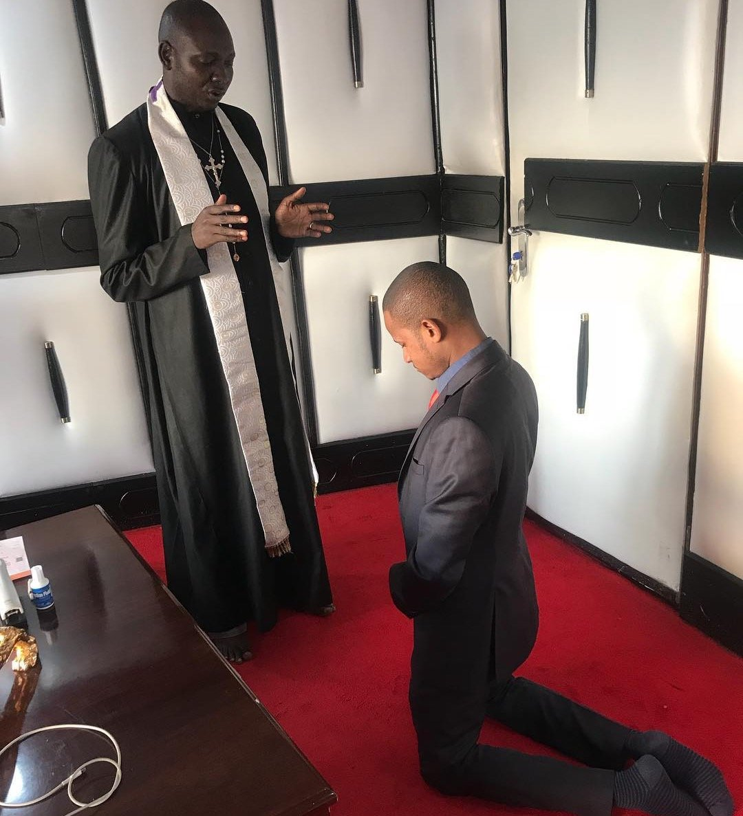 """I have decided to make some changes in my life"" reveals Babu Owino"