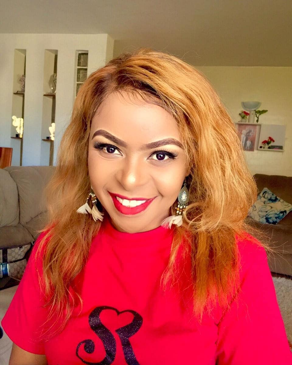Size 8 responds days after being compared to Vera Sidika