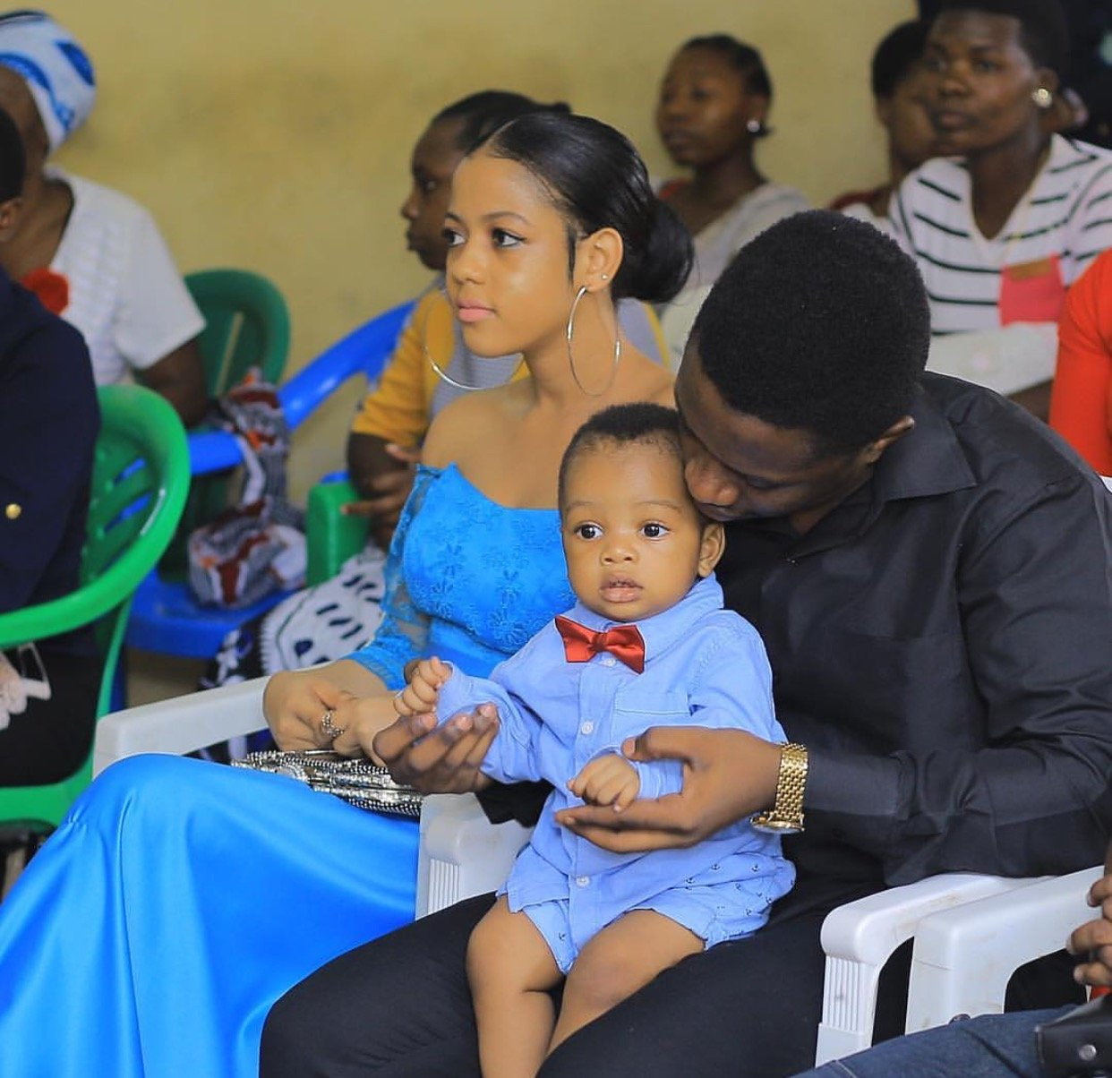 Wedding bells! Wasafi records Rayvanny introduces his baby mama to his parents