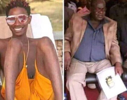 Kenyans take the #EricOmondib*lls challenge to the next level (Photos)