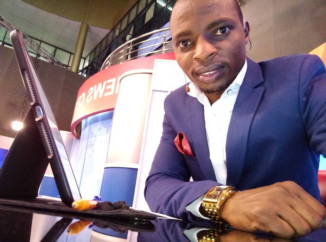 KTN Swahili news anchor looking for a virgin (details)